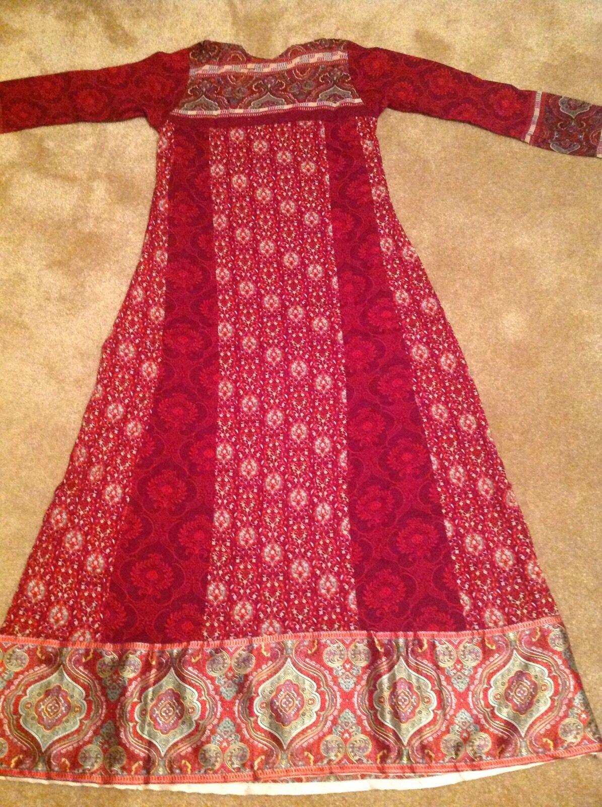Designer sana SAFINAZ lakhany da Shariq Vestito Salwar Kameez Taglia Taglia Taglia 8-10 1d1d70