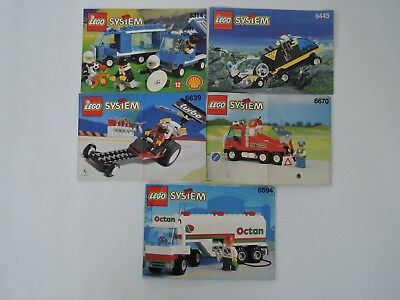LEGO ® de recette//Instruction nº 6639