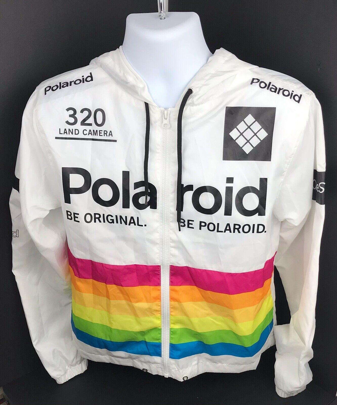 polaroid jacket - image 1