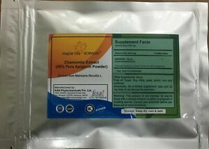 APIGENIN-Chamomile-Extract-98-Apigenin-by-HPLC-Powder-Pure-No-Fillers