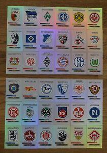 Match-Attax-16-17-Tarjetas-Club-Elegir-amp-Todas-Cromos-Base-Juego-Completo