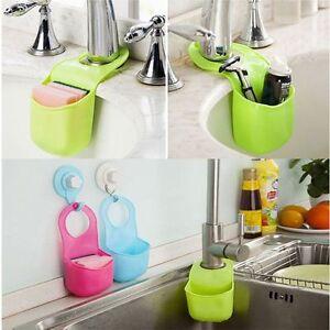 Useful Tiny Basket Kitchen Home Items Rack Shelf Gadget