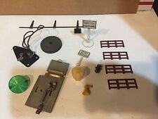 LIONEL PARTS - E-unit drum, brush holder plate, Etc. Lot of 14