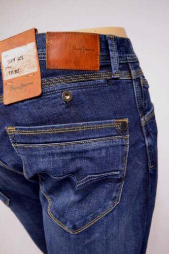 Fonc Pepe Denim Z45 Jeans Stretch Bleu Slim Spike Fit zgzfWq8w