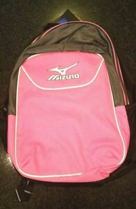 Mizuno-Sports-Team-Pink-Backpack