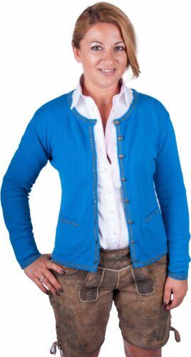 Almwerk Damen Trachten Dirndl Strick Jacke Diana in verschiedenen Farben neu