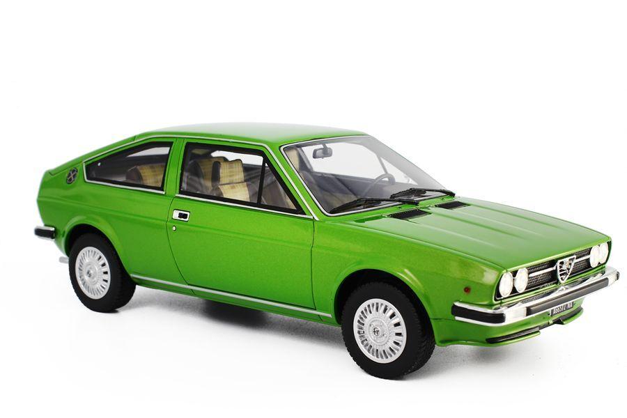 Laudoracing modelle alfasud sprint 1,3 1 ° serie 1976 1,18 lm096b alfa romeo
