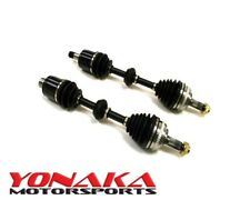 Yonaka 92-00 Civic EG EK K24 K24A K24A2 K24A4 Performance Custom Swap Axles K20