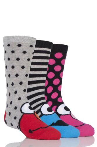 Kids 3 COPPIE SockShop Calze Sesame Street