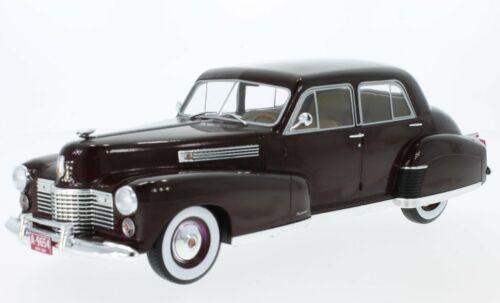 CADILLAC Fleetwood Series 60-1941 MCG 1:18 darkred