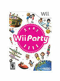 Wii-Party-Wii-NEW-And-Sealed-Original-UK-Release