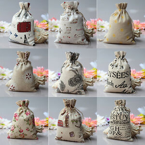 5-Size-Wholesale-Linen-Jute-Sack-Jewelry-Pouch-Drawstring-Favor-Gift-Bag-Holder