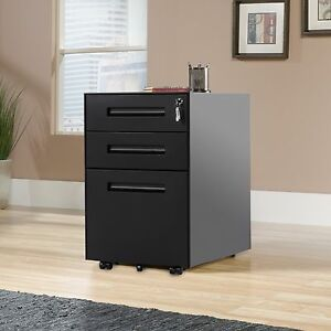 Remarkable Details About Filing Pedestal Cabinet File Office 3 Drawers Chest Lockable Under Desk 3 Colors Download Free Architecture Designs Embacsunscenecom