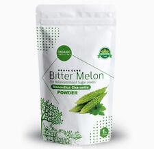 KRUPACARE Organic Bitter Melon powder Momordica Charantia, 100% Natural 8,16 OZ
