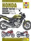Honda CB600F Hornet, CBF600 & CBR600F Service and Repair Manual by Matthew Coombs (Hardback, 2013)