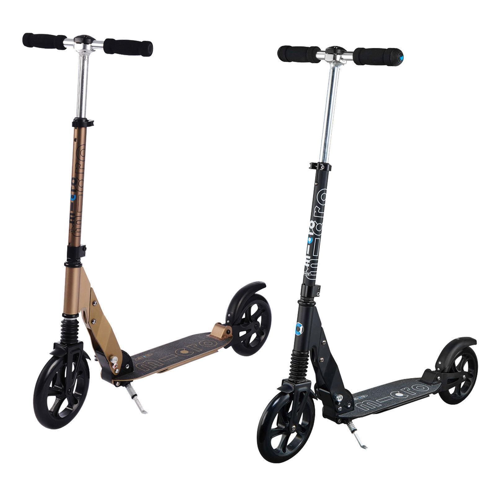Micro Suspension Scooter Erwachsenen-Roller Cityroller City Freizeitroller NEU