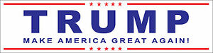 3'x10' Donald Trump BANNER Sign Republican