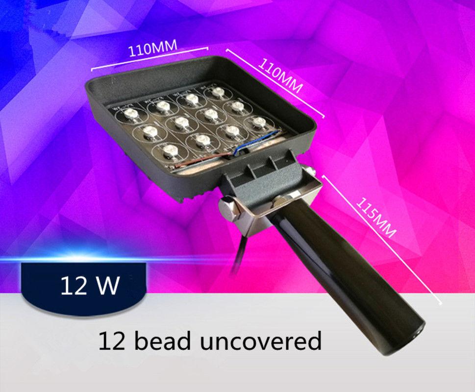Alta Potencia Lámpara de mano portátil curado UV UV pegamento curado T
