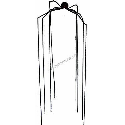 Halloween Spooky Scary Party Decoration Giant Hanging Spider 2M Leg Wall Ceiling