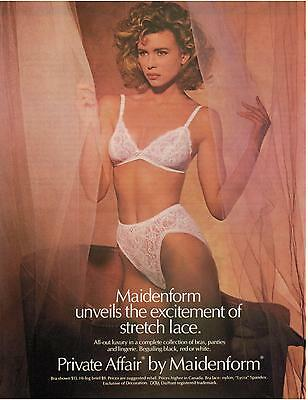 Maidenform Bras And Panties Png
