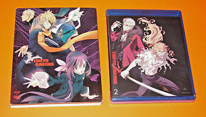 Tokyo Ravens: Season 1, Part 2 (Blu-ray/DVD Combo) ***NEW WITH SLIPCOVER***