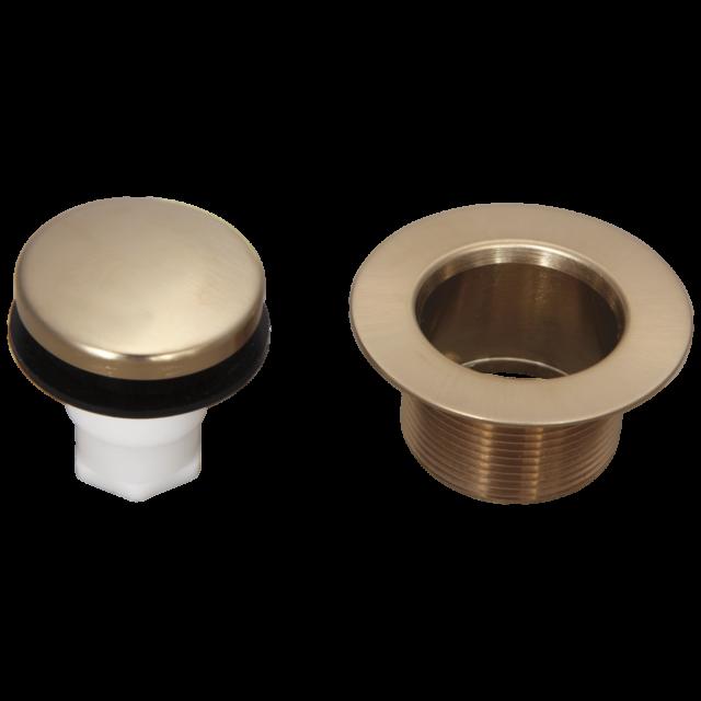 Delta Faucet Tub Drain Rp31558cz Champagne Bronze