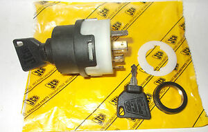 GENUINE JCB IGNITION KEY JCB PARTS 3CX