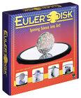Euler's Disk Spinning Science Into Art Multi Sensory Physics Demonstration