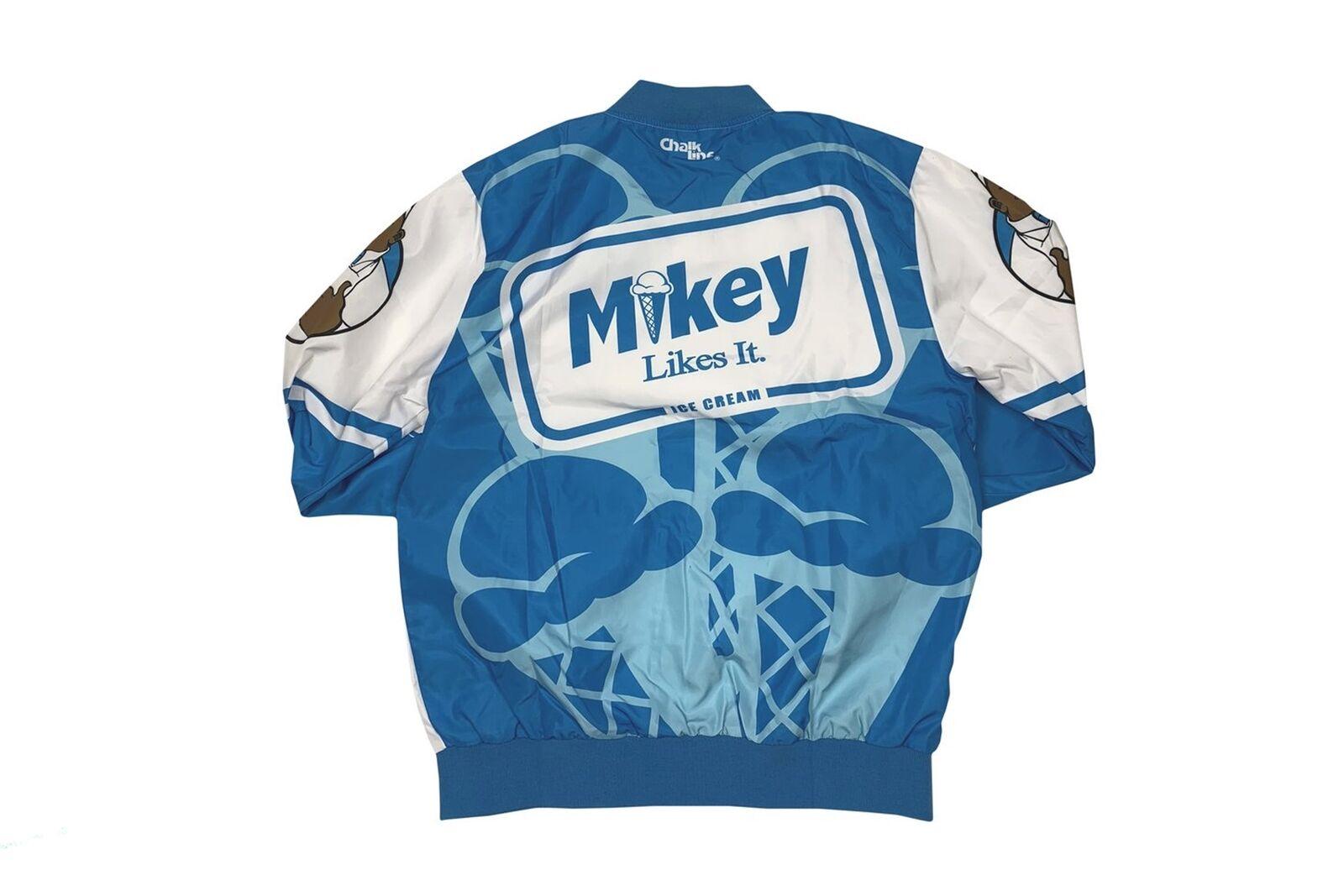 CHALK LINE Mikey Likes It Ice Cream Fanimation Jacket