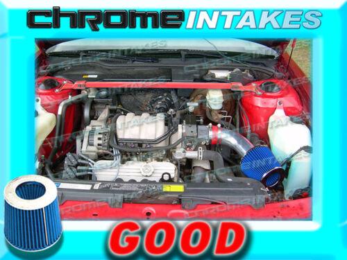RED BLUE 1991 1992 1993-1995 BUICK PARK AVENUE AVE 3.8 3.8L V6 AIR INTAKE KIT