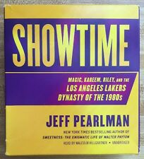 Showtime: Magic, Kareem, Riley and the Los Angeles Lakers Dynasty 1980 Audio CDs