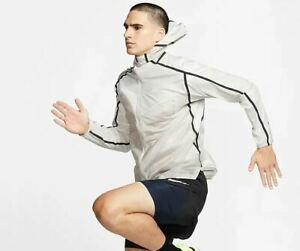 Nike-Tech-Pack-Mens-Running-wasserabweisende-extrem-leichte-Laufjacke-AQ6711-286