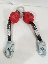 Miller Mfl 3 Z76ft Twin Turbo G26 Ft Fall Protection System Locking Snap Hooks