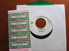 JETHRO TULL Christmas Song green vinyl jukebox