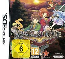 Nintendo DS Spiel - Avalon Code (DE/EN) (mit OVP)