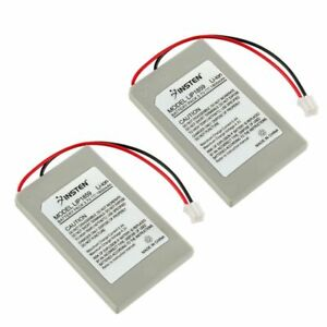 2-Pack-3-7v-1800mAh-Replacement-Battery-For-Sony-Playstation-3-PS3-Controller