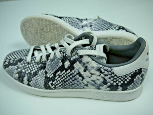 Adidas Stan Smith Shoes Snakeskin Sneakers Tennis