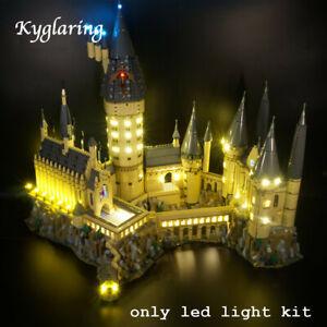 Kyglaring-LED-Light-for-LEGO-71043-Harry-Potter-Hogwart-039-s-Castle-Beleuchtungs
