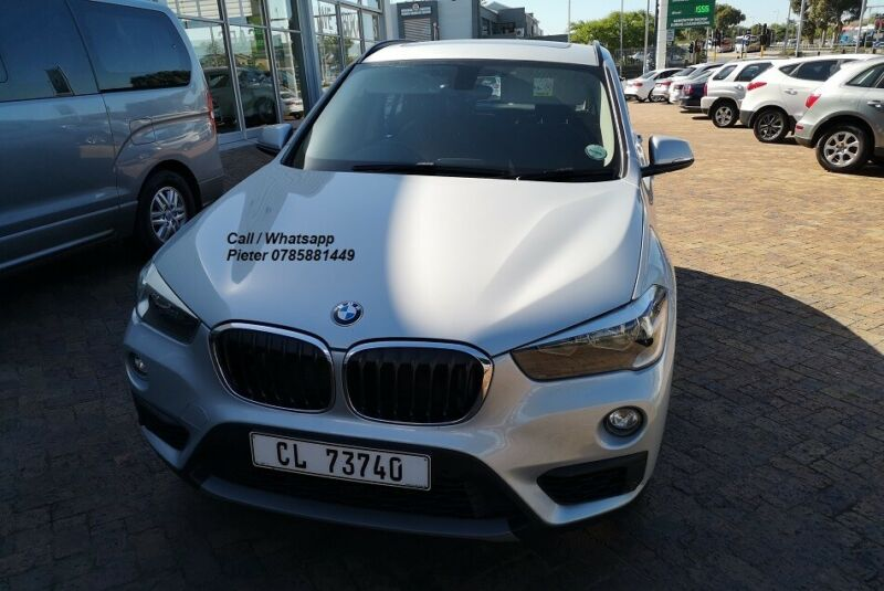 2017 BMW X1 xDrive20d Steptronic, Silver with 75560km available now!