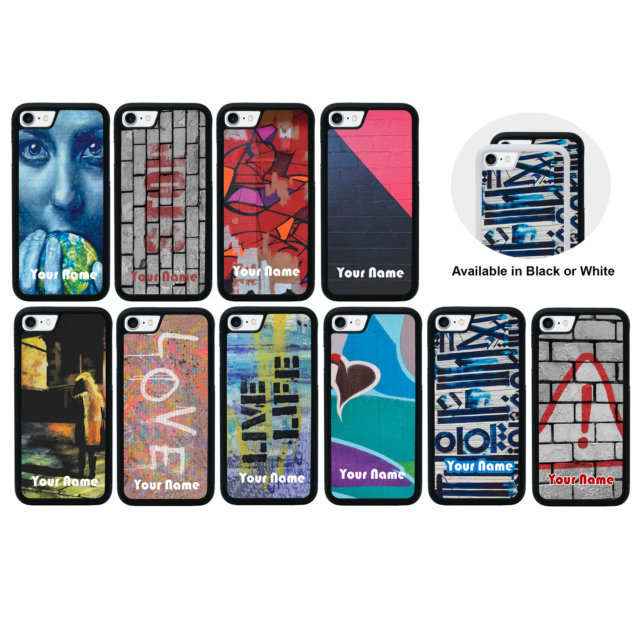 Graffiti Personalised Case for Apple iPhone 5s SE 6 6s 7 8 ... Iphone 5 6 7 8 X Xr Xr Max 5s 6s 7s 8s Prices
