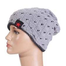 item 4 Ski Hat Women Men SUPER Warm Soft Winter Wool Cap Stocking Beanie  Knit Unisex -Ski Hat Women Men SUPER Warm Soft Winter Wool Cap Stocking Beanie  Knit ... 58fa447c2