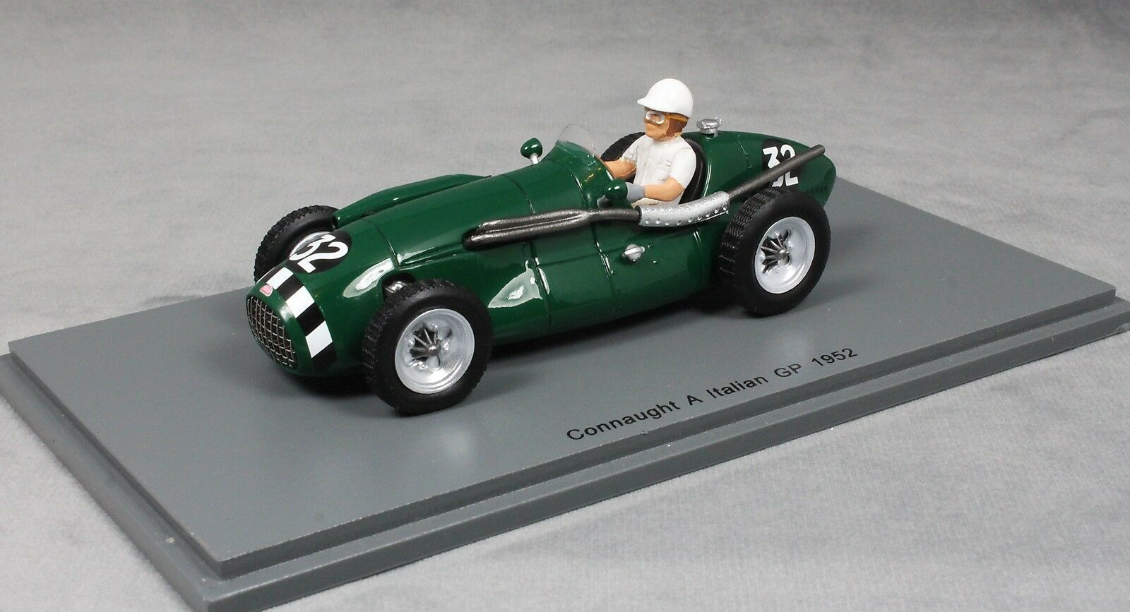 Spark Connaught Type A Italian Grand Prix 1952 Stirling Moss S4808 1/43 NEW