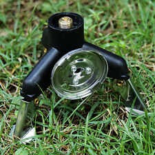 Camping Hunting BBQ Burner Stove Tank Gas Bottle Adaptor Connector Converter