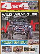 4 x 4 4x4 Magazine April 2016 Jeep Wrangler 5.7 Unimog Nissan Pathfinder 959