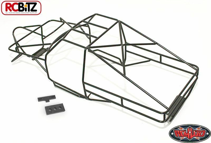 Hilux & Mojave Tube Exocage for Trail Finder & Bruiser METAL Z-C0033 Roll Cage