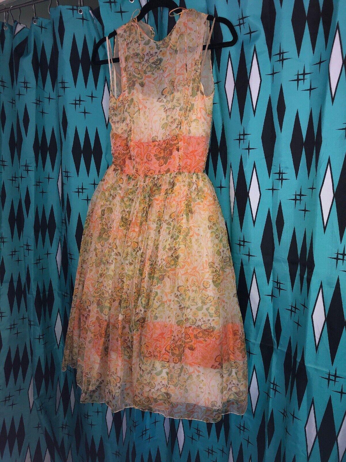 Vintage Pauline Trigère 1950's Party Dress  - image 9