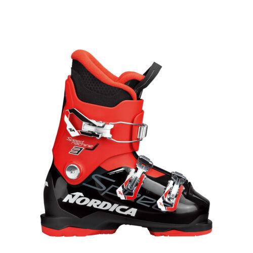 05086000741 rot//schwarz Nordica Speedmachine J 3 Kinder Skischuhe Ski Stiefel