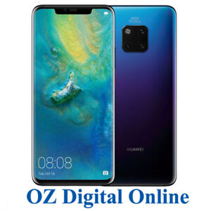 NEW-Huawei-Mate-20-Pro-LYA-L29-Dual-128GB-Twilight-Unlocked-Phone-1-Year-Au-Wty