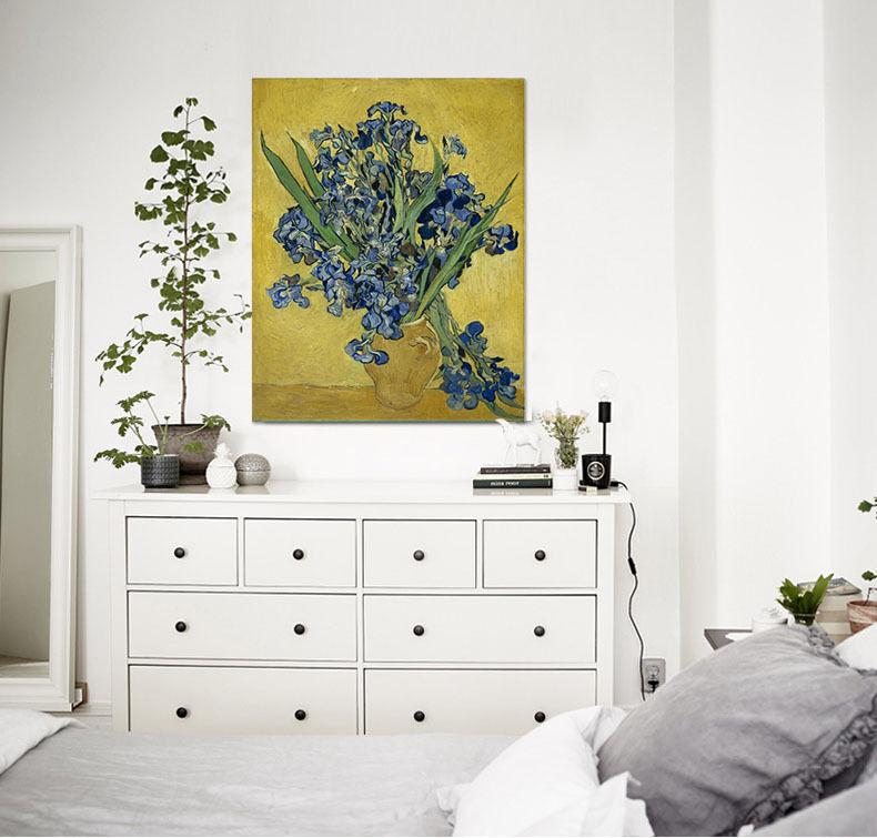 3D Gelbe Wand Blaue Blten 853 Fototapeten Wandbild BildTapete AJSTORE DE Lemon