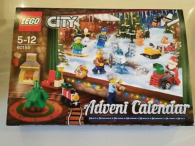 Kid Toy Gift 234 Pieces LEGO City Advent Calendar 60235 Building Kit New 2019